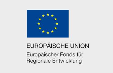 Europäischer Fonts für Regionale Entwicklung Logo