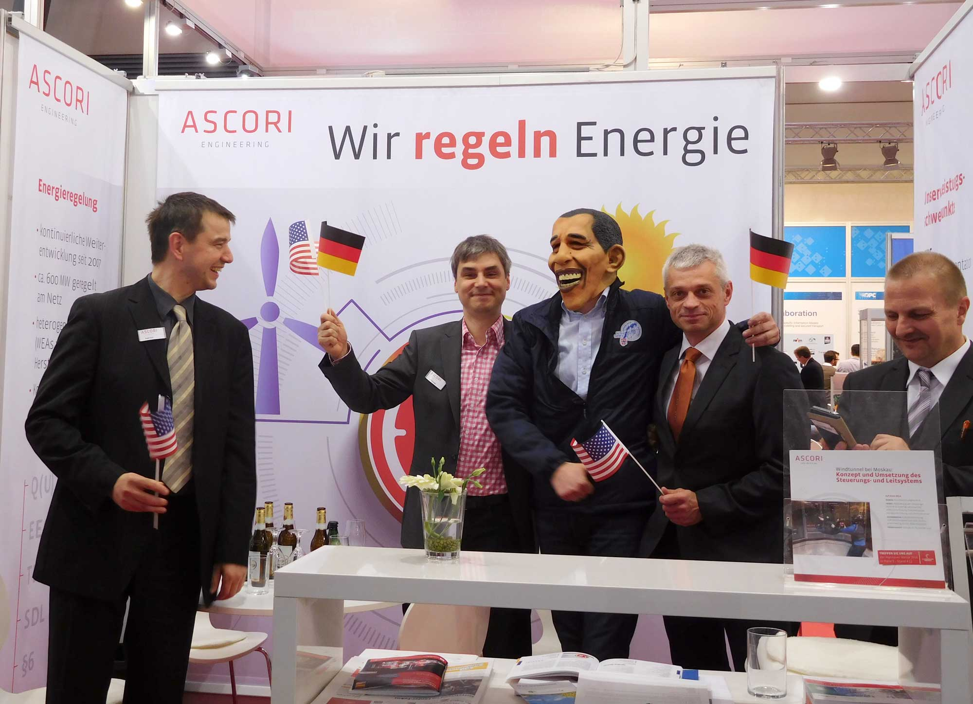 Ascori-Kontakt-Team-Messe
