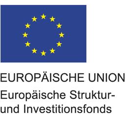 Europäischer Fonts für Regionale Entwicklung Thüringen Logo