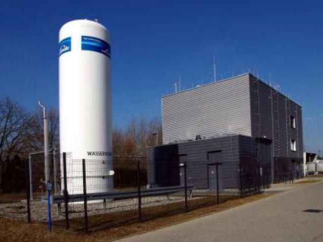 Wasserstoff-Versuchsstand Cottbus (Power-to-Gas)